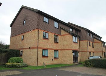 Thumbnail 2 bed flat for sale in Holmlea Walk, Datchet, Slough