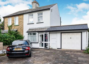 Thumbnail 2 bed semi-detached house for sale in Gander Green Lane, Cheam, Sutton, Surrey
