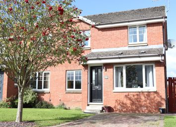 Thumbnail 3 bed property for sale in West Baldridge Road, Dunfermline