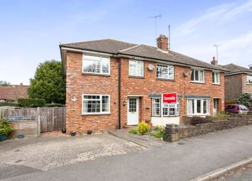 Thumbnail 4 bed semi-detached house for sale in Bruce Close, Haywards Heath