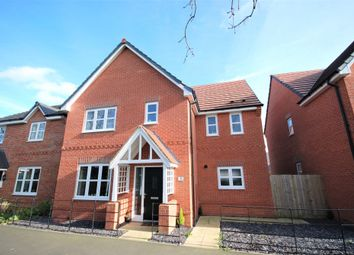 4 bed detached house for sale in Leicester Row, Church Road, Long Itchington, Southam CV47