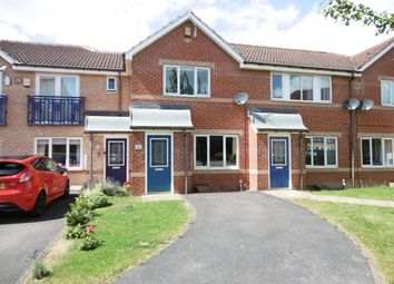 Thumbnail 2 bed town house to rent in Wain Avenue, Riverside Village, Chesterfield
