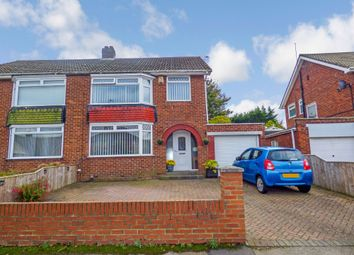 Thumbnail 3 bed semi-detached house for sale in Fairwell Road, Stockton-On-Tees
