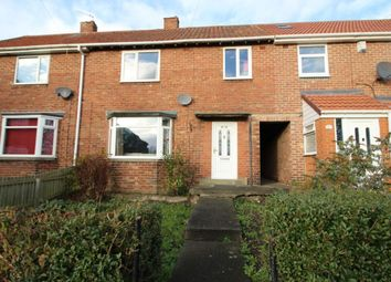 Thumbnail 3 bedroom terraced house for sale in Grasswell Drive, Newcastle Upon Tyne