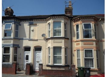 Thumbnail 3 bed terraced house to rent in Maple Street, Birkenhead