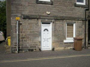 Thumbnail 1 bed flat to rent in Campbell Street, Fife