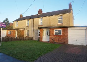 Thumbnail 3 bed semi-detached house for sale in Colchester Road, Great Totham