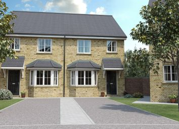 Thumbnail 3 bed semi-detached house for sale in Aaron Manby Court, High Street, Princes End, Tipton