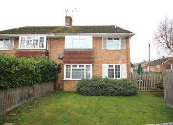 Thumbnail 2 bedroom maisonette for sale in Overstone Road, Harpenden, Hertfordshire
