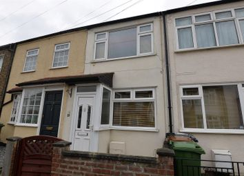 Thumbnail 2 bed terraced house for sale in Byron Road, Walthamstow, London