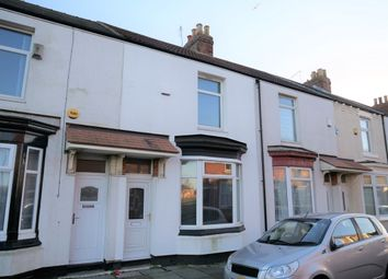 Thumbnail 4 bed terraced house for sale in Princes Road, Middlesbrough