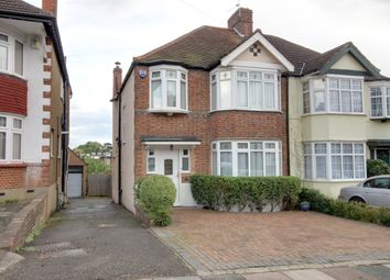 Thumbnail 3 bedroom semi-detached house for sale in Holly Hill, Winchmore Hill