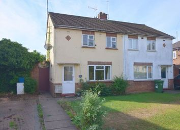 Thumbnail 2 bed semi-detached house for sale in St. Johns Road, Bletchley, Milton Keynes