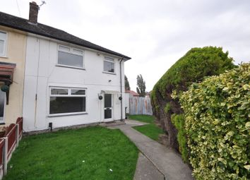 Thumbnail 3 bed semi-detached house to rent in Saxon Road, Moreton, Wirral