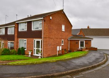 Thumbnail 3 bed semi-detached house for sale in Maclean Close, Abington, Northampton