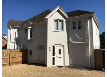 Thumbnail 3 bed semi-detached house to rent in Pilford Heath Road, Wimborne
