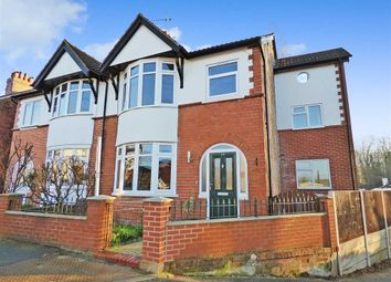 Thumbnail 4 bed semi-detached house for sale in Hungerford Terrace, Crewe