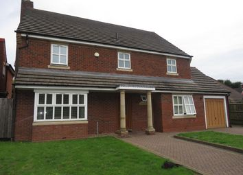Thumbnail 4 bed property to rent in Plough Court, Sutton Coldfield