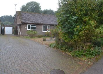 Thumbnail 2 bed semi-detached bungalow for sale in Burghley Road, South Wootton, King's Lynn