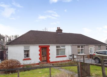 Thumbnail 2 bed semi-detached bungalow for sale in Stewart Of Garlies, Newton Stewart, Wigtownshire