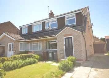 Thumbnail 3 bed semi-detached house for sale in West Lea Crescent, Yeadon, Leeds