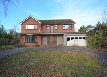 Thumbnail 3 bed detached house for sale in Cotmer Road, Lowestoft, Suffolk
