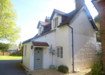 Thumbnail 2 bed cottage to rent in Christchurch Road, St Cross, Winchester