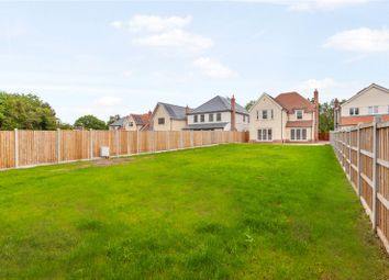 Thumbnail 4 bed detached house for sale in Brooklands, Southend Road, Howe Green, Chelmsford