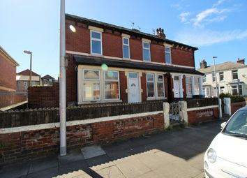 Thumbnail 2 bed semi-detached house for sale in Elizabeth Street, Blackpool