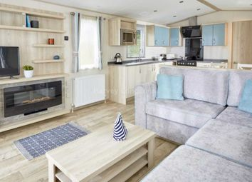Thumbnail 3 bed mobile/park home for sale in Ladram Bay, Otterton, Budleigh Salterton