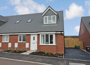 3 bed semi-detached bungalow for sale in Hollyblue Drive, Speckled Wood, Carlisle CA1