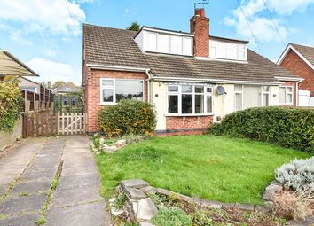 Thumbnail 2 bedroom semi-detached house for sale in Piper Drive, Long Whatton, Loughborough