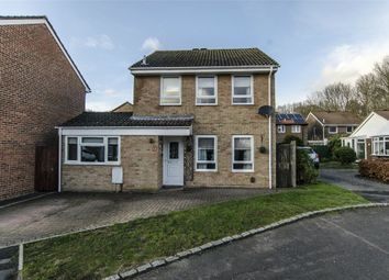 Thumbnail 3 bed detached house for sale in Allbrook Knoll, Boyatt Wood, Eastleigh, Hampshire