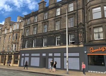 Thumbnail Retail premises to let in 40-44 Elm Row, Edinburgh
