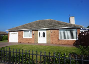Thumbnail 3 bed detached bungalow to rent in West Dyke Road, Kirkleatham, Redcar