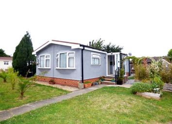 Thumbnail 1 bedroom mobile/park home for sale in Keys Park, Parnwell Way, Peterborough, Cambridgeshire