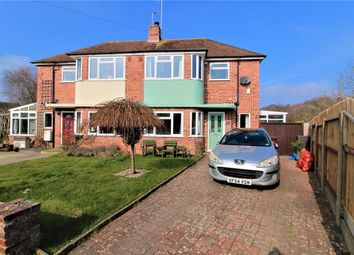 Willingdon Avenue, Bexhill On Sea, East Sussex TN39. 3 bed semi-detached house for sale
