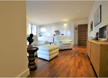 Thumbnail 3 bed flat for sale in John Donne Way, Greenwich
