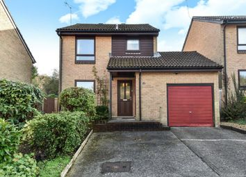 Thumbnail 3 bed detached house for sale in Harrow Down, Badger Farm, Winchester