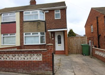 Thumbnail 3 bed semi-detached house to rent in Milburn Crescent, Norton, Stockton-On-Tees