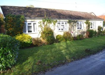 Thumbnail 4 bed detached bungalow for sale in Mill End, Sandon, Buntingford