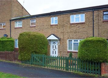 Thumbnail 3 bed terraced house for sale in Oakham Close - Toothill, Swindon