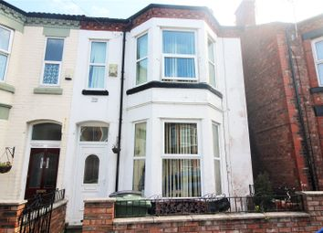 Thumbnail 3 bed semi-detached house for sale in Mellor Road, Birkenhead, Merseyside