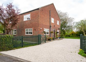 Thumbnail 4 bed detached house for sale in Wash Road, Kirton, Boston