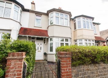 Thumbnail 3 bed terraced house for sale in Westbury Road, Southend-On-Sea