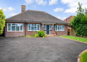 Thumbnail 4 bed detached bungalow for sale in Littlehampton Road, Worthing, West Sussex