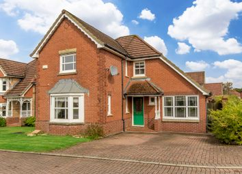 Thumbnail 4 bedroom detached house for sale in Tantallon Gardens, Bellsquarry