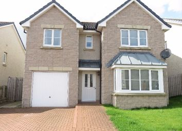 Thumbnail 4 bed detached house to rent in Clochandighter Close, Portlethen, Aberdeenshire AB124Us