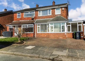 4 bed semi-detached house for sale in Culcross Avenue, Highfield, Wigan WN3