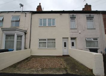 Thumbnail 3 bedroom terraced house to rent in Alexandra Road, Hull